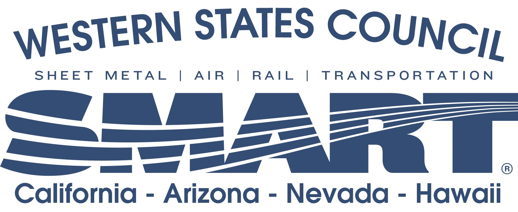 Western States Council Logo - Sheet Metal, Air, Rail and Transportation